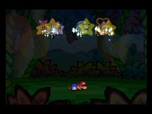 Paper Mario - Cut-Scene  - He